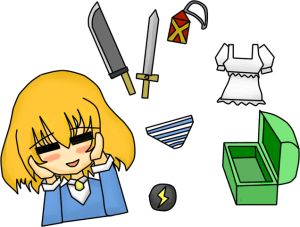 """ゲーム攻略:怪奇!ルサルカ彗星館""""潜"""" 攻略メモ"""