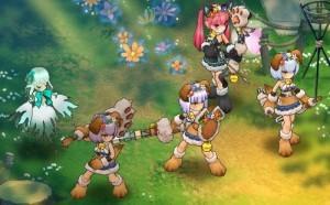 ゲーム攻略:かんぱに☆ガールズ ケモミン森の感謝祭