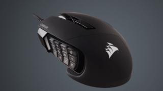 マウス感想:CORSAIR SCIMITAR RGB ELITE(CH-9304211-AP) Logicool G600tとの比較